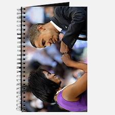 Obama Fist Bump Journal