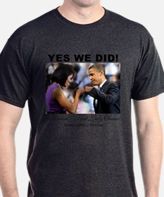 Obama Fist Bump T-Shirt