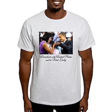 Obama Fist Bump T-Shirt