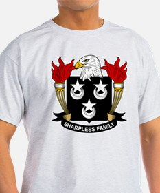 Sharpless Family Crest T-Shirt