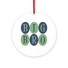 Big Bro Ornament (Round)