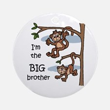 Big Brother Ornament (Round)