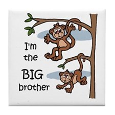 Big Brother Tile Coaster