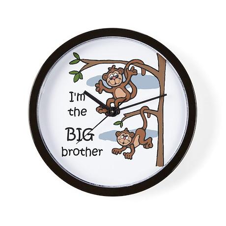 Big Brother Wall Clock