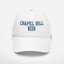 Chapel Hill dad Baseball Baseball Cap