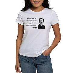 Edgar Allan Poe 18 Tee