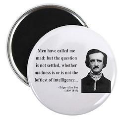 Edgar Allan Poe 18 Magnet