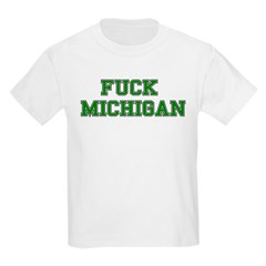 Green FM Products Kids T-Shirt