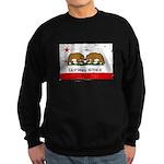 Gay Marriage in California Sweatshirt (dark)