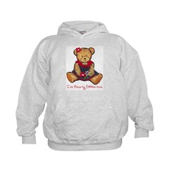 Bearly Different Hoodie