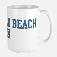 Deerfield Beach dad Mug