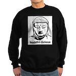 Buddha Sweatshirt (dark)