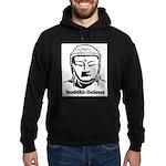 Buddha Hoodie (dark)
