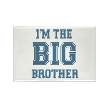 Big Brother Rectangle Magnet (10 pack)
