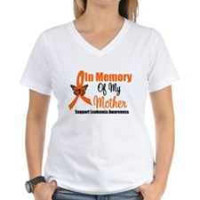 Leukemia InMemory Mother Shirt