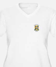 T-Shirt, Heraldry back