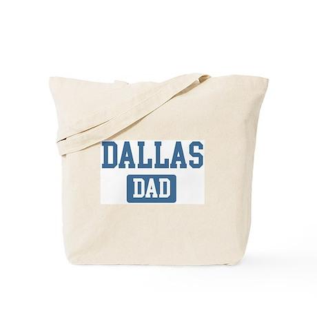 Dallas dad Tote Bag