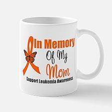 Leukemia In Memory Mom Mug