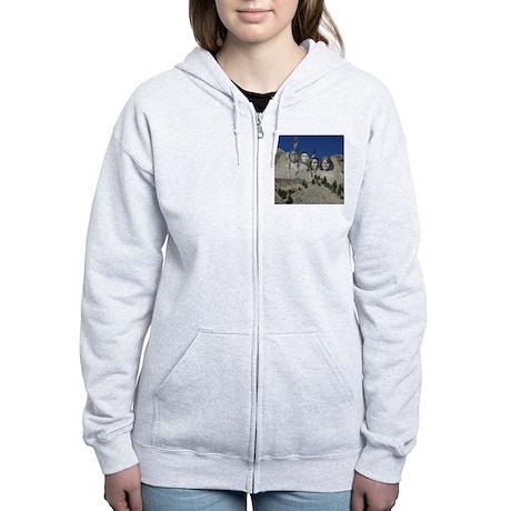 Native Mt. Rushmore Women's Zip Hoodie
