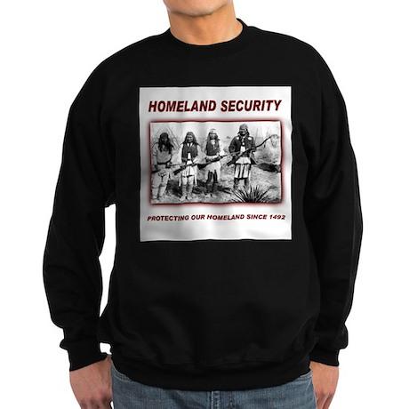 Homeland Security Native Pers Sweatshirt (dark)
