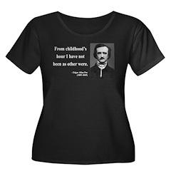 Edgar Allan Poe 19 T