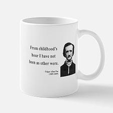 Edgar Allan Poe 19 Mug
