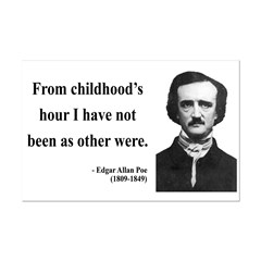 Edgar Allan Poe 19 Posters