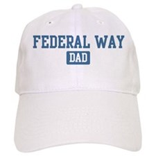 Federal Way dad Baseball Cap