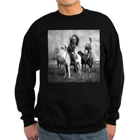 Plains Warriors Sweatshirt (dark)