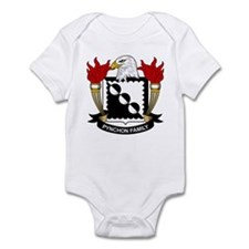 Pynchon Family Crest Infant Bodysuit