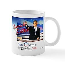 Barack Rocks! Mug