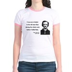 Edgar Allan Poe 20 Jr. Ringer T-Shirt
