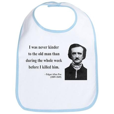 Edgar Allan Poe 20 Bib