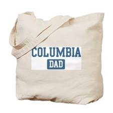 Columbia dad Tote Bag