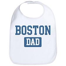 Boston dad Bib