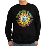 It's a Stimmy Day Sweatshirt (dark)