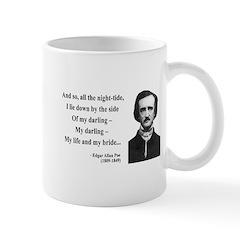 Edgar Allan Poe 21 Mug
