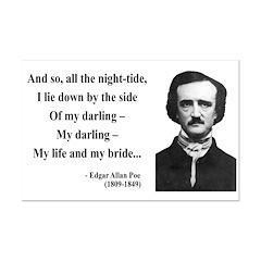 Edgar Allan Poe 21 Posters