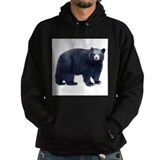Bear Dark Hoodies