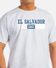 El Salvador dad T-Shirt