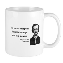 Edgar Allan Poe 23 Mug