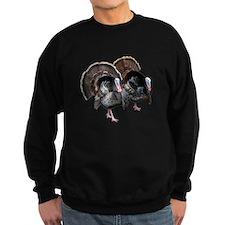 Wild Turkey Pair Jumper Sweater