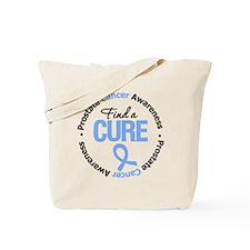ProstateCancerCure Tote Bag