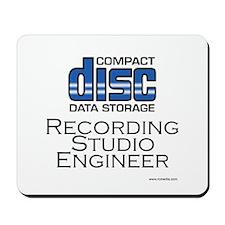 Recording Engineer Mousepad