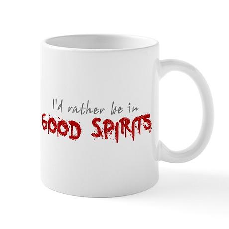 Good Spirits Mug