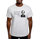 Edgar Allan Poe 24 Light T-Shirt