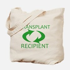 Transplant Recipient Tote Bag