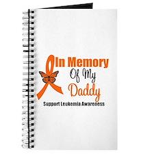 Leukemia In Memory Daddy Journal