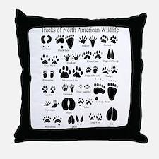 Cute Trailing Throw Pillow