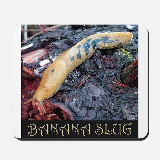 Banana Slug Mousepad